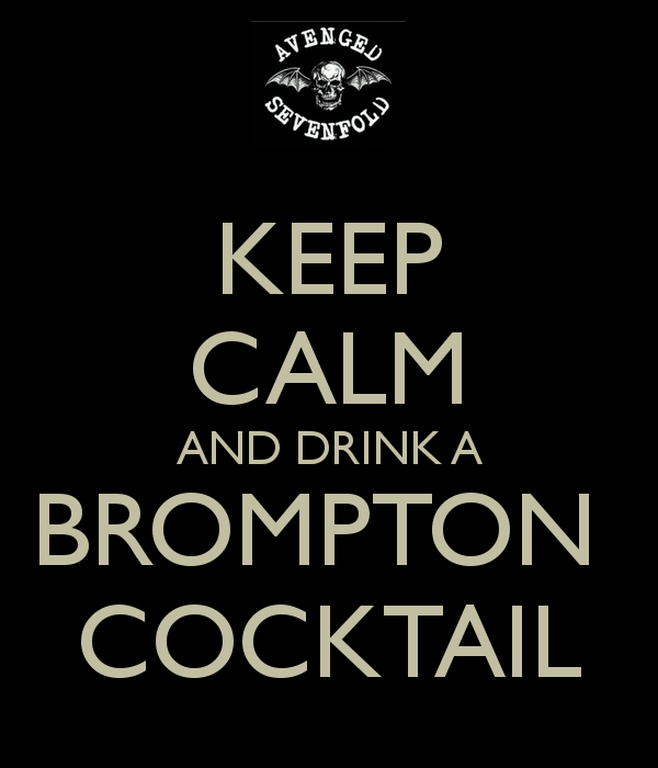 brompton cocktail